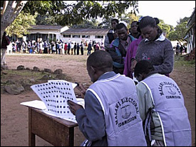 Malawi election