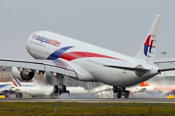 Malaysia Airlines flight lands back in Bangalore
