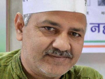 Lot of issues in Delhi, will deal with each one: Manish Sisodia