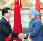 PM meets Hu Jintao, says border talks on track | TopNews