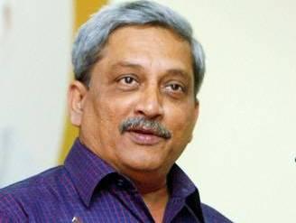 Defence Minister Parrikar