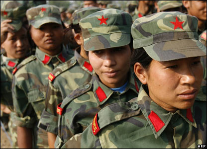 Nepal MP predicts military rule from May
