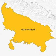 Map-of-Uttar-Pradesh