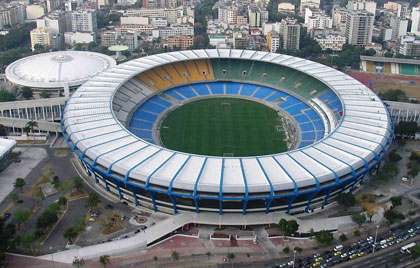 Brazil guarantee Maracana completion