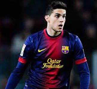 Barca sign new deal with defender Bartra