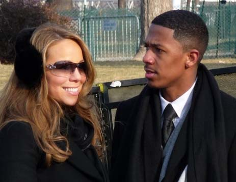 mariah and nick cannon wedding