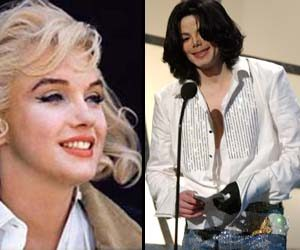 I wished to lie alongside Marilyn Monroe, MJ tells TV psychic