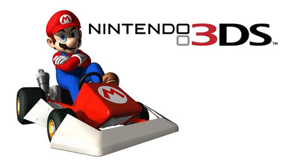 of the game developed for Nintendo 3DS,