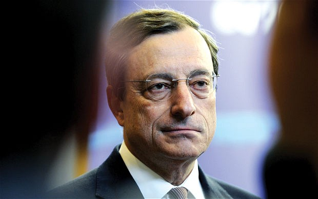 ECB ready to do whatever to preserve the Euro, says Draghi