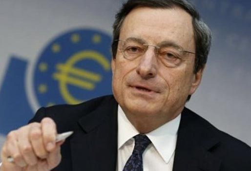 Draghi working to bring down borrowing costs in Spain, Italy