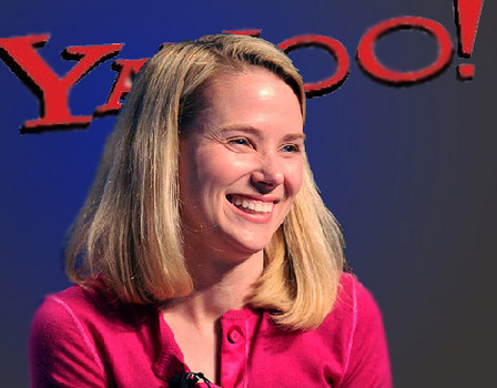 Marissa Mayer to take over as Yahoo CEO