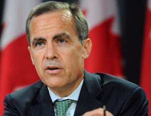 Carney rules out interest rate hikes for some time