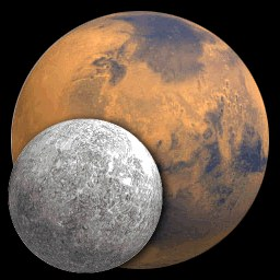 Mars and Mercury may have formed from the scraps of Earth ...
