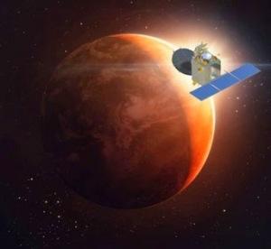 Mars orbiter