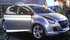 Maruti A-Star to be launched in India on Nov 19