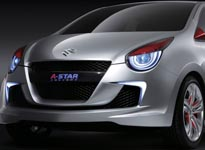 Maruti launches A-Star