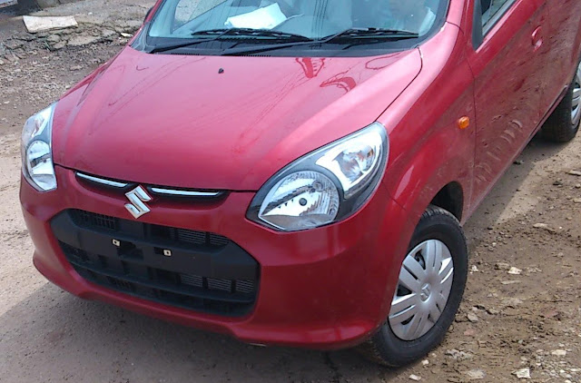 Maruti Suzuki expected to offer CNG option in new Alto 800's line-up