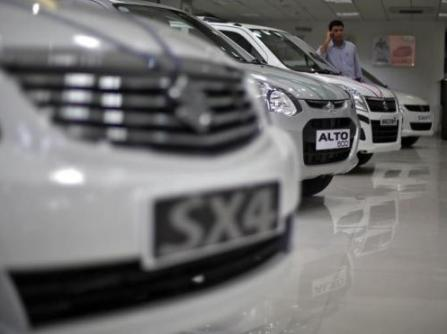 Maruti set for record sales in 2014