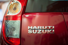 Maruti Suzuki records 3.1% fall in sales in April