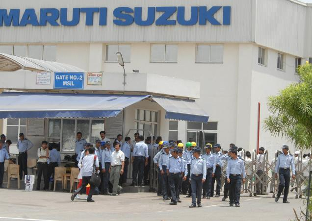 Maruti Suzuki begins damage assessment at Manesar