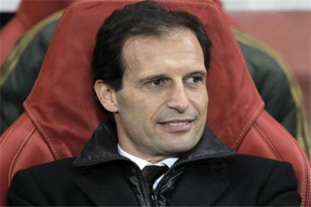 Milan to vie for Champions League berth: Allegri