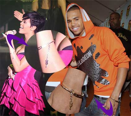 work well for Lindsay Lohan-Samantha Ronson and Rihanna-Chris Brown.