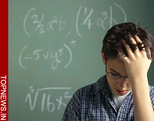 6 out of 10 university students have 'mathematical anxiety'
