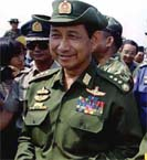 Vice Senior General Maung Aye