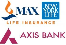 Axis Bank and Max New York Life enter into a strategic tie-up
