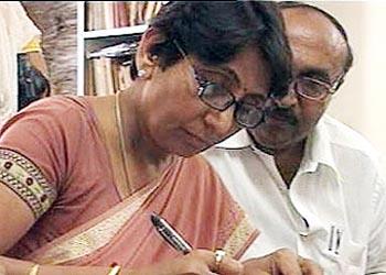 Gujarat Minister Mayaben Kodnani surrenders