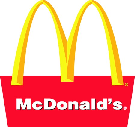 McDonald's net income goes down