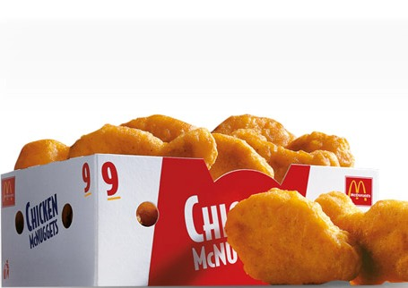 Mcdonald Chicken McNuggets