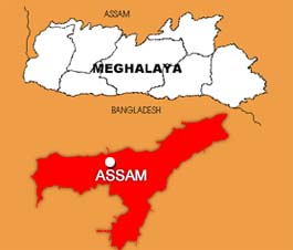 Meghalaya, Assam ministers to discuss border dispute
