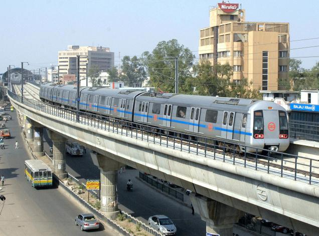 With Metro line, Anand Vihar turns into 'transport hub'