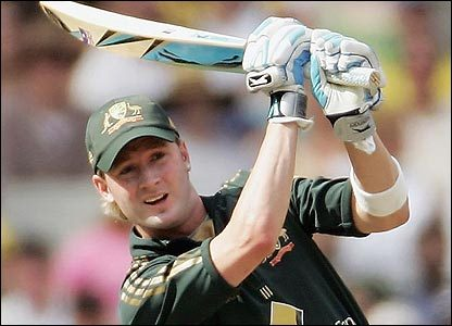 29 : Australian vice-captain Michael Clarke has been ruled out of the