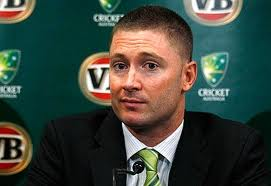 `I didn''t axe Katich,'' says Clarke
