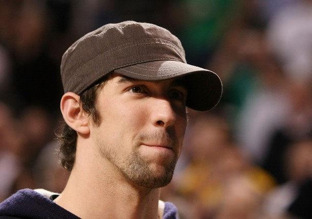 Michael Phelps' steamy tonsil-hockey session in NYC hotspot booze bender