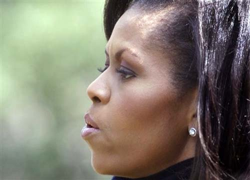 Michelle Obama: I was mocked for talking 'like a white girl'