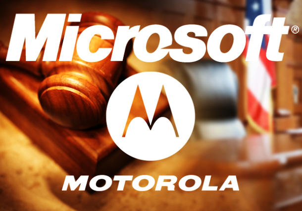 Phase one of Microsoft-Motorola Mobility patent trial concludes