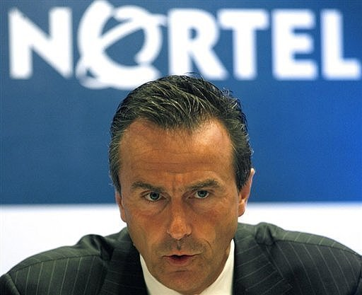 Nortel head Zafirovski to step down