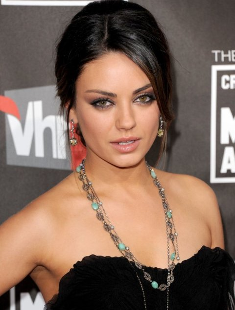 London Feb  Mila Kunis Has Revealed That She Is A Firm Believer In That Whole Work To Live Mantra