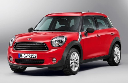BMW to begin production of Mini Countryman in Chennai