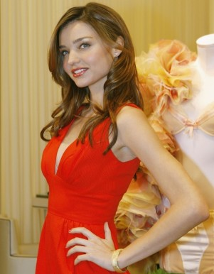 Miranda Kerr2 We will then work with a model for 2 hours going through a series of ...