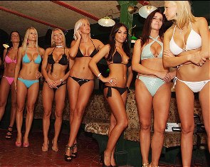 Miss Plastic Hungary beauty contest features women with breast implants, nose jobs, face lifts!