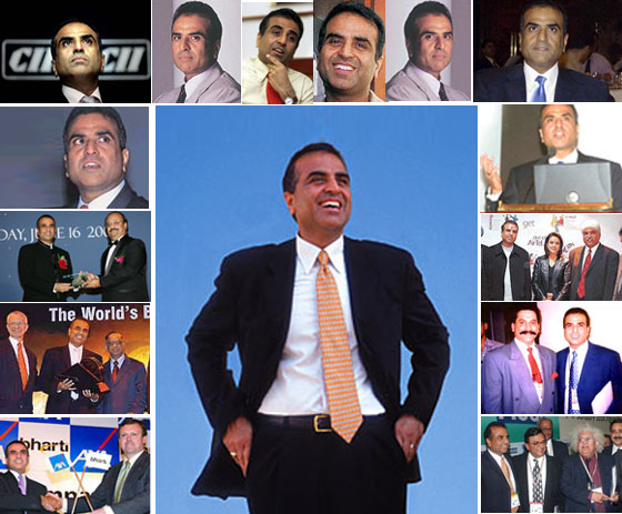 Indian Industry President and  Bharti Group Chairman and CEO, Sunil Mittal