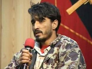 Nabbed militant says Indian militants have no link with Taliban
