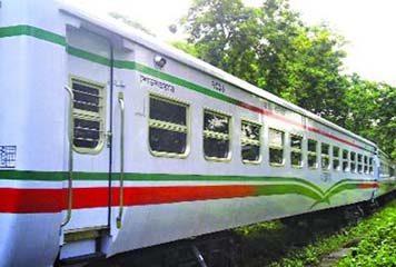 Moitree Express2 Kereta Api Buatan Indonesia di Luar Negeri