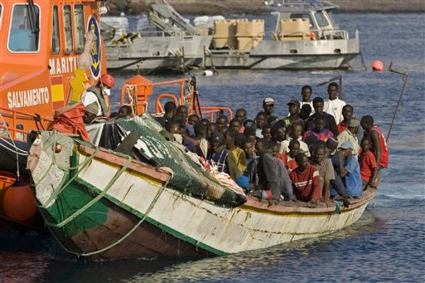 Moroccan illegal migrants allege abuse in Italy