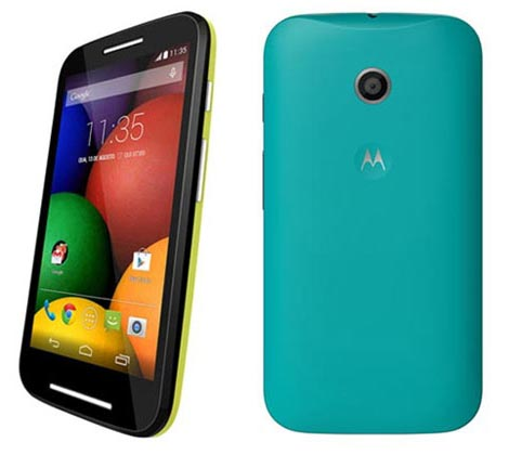 Motorola set to launch Moto E in India, today