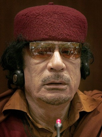 New York, Sep 23 : Libyan leader Muammar Gaddafi, who was finding it tough